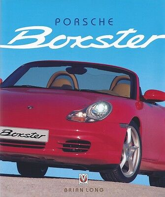 Porsche Boxster - Brian Long - Veloce Publishing