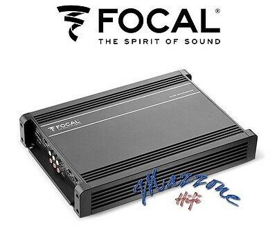 Focal Auditor Ap-4340 Amplificatore 4/3/2 Canali Classe Ab > Sostituisce R-4280