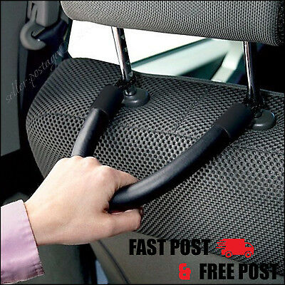 ACTIVE LIVING 2x Car Headrest Handles CAR MOBILITY AID handle BRANDED Cheap BUY