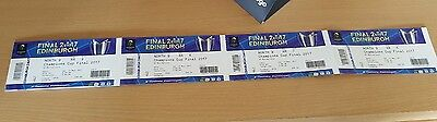 European Rugby Champions Cup Final Tickets 2017