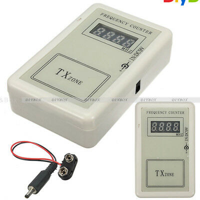 Portable Frequency Counter Digital LED for Calibrate Remote Control Calibration