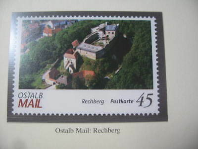 Timbre Allemagne Poste Privee 2009 - Neuf** - Ostalb Mail 45