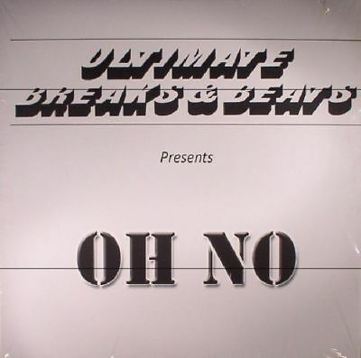 OH NO - Ultimate Breaks & Beats Presents Oh No Vol 1 - Vinyl (LP)