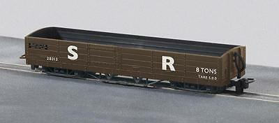 PECO GR-231 OO-9 SCALE Lynton & Barnstaple Bogie Open Wagon 28313 SR Goods Brown