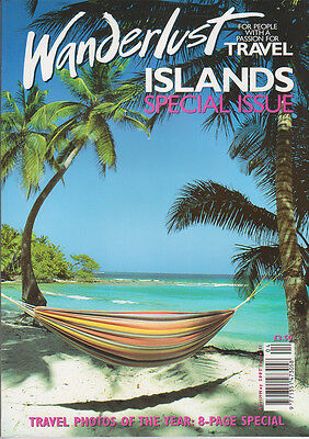 WANDERLUST Travel Magazine - Issue 51 Apr/May 2002