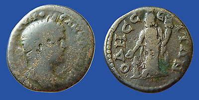 ROMAN EMPIRE - CARACALLA (198-217) MOESIA INFERIOR. Odessos mint. 25 mm. 8.91 g.