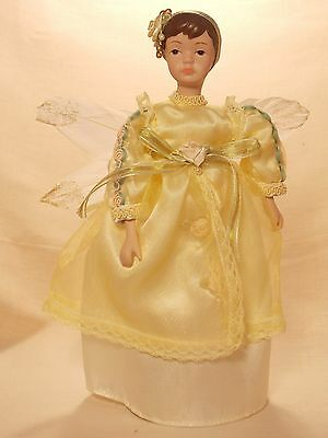 Angel Tree Topper By Roman #20610 New Other