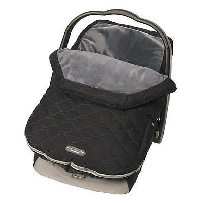JJ Cole Urban BundleMe Infant - Stealth - Stroller Blanket Footmuff - Free Ship