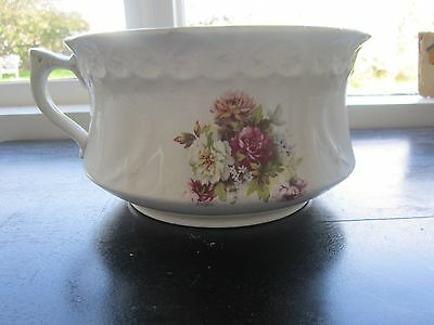 Antique Grimwades Staffordshire England Chamber Pot