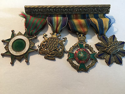 *Rare* Vintage Great Britain Military Medals