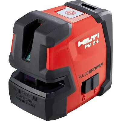 Hilti PM 2-L Line Laser Level 2047044 FREE SHIPPING