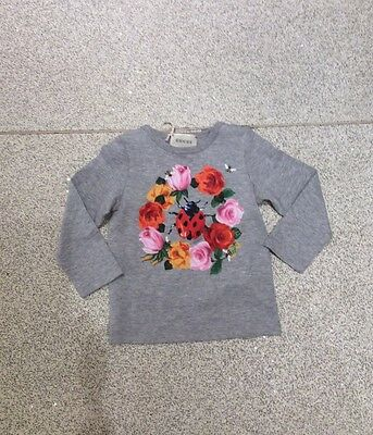 Gucci Baby Girls Top, 18-24 months, Brand new with tag.