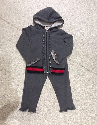Gucci Girls Tracksuit, 6 Years, Brand New With Tag