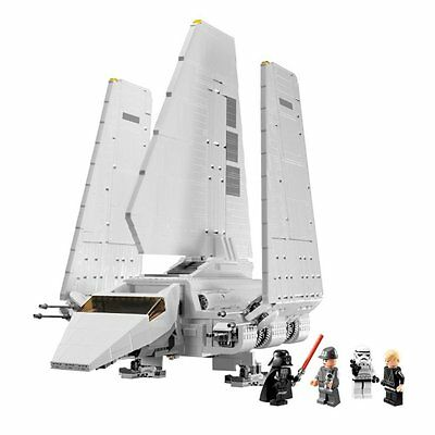 Star Wars Imperial Shuttle Original Trilogy 10212 Brand -NEW- Fits Lego