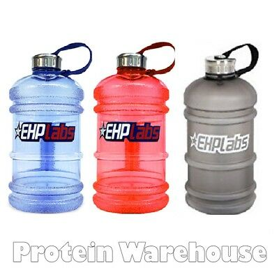 EHP Labs 2.2Litre BPA Free Big Large Water Bottle Sports Jug Gym Training Drink