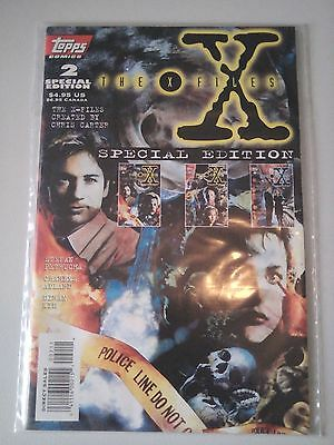 The X-Files Special Edition Issue 2 Collecting Issues 4,5,6