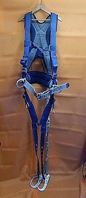 Sala Exofit Full Body Harness W/ Landyard Size Xl  (221931-4)*