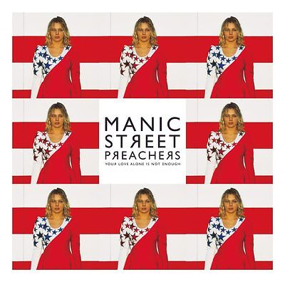 "Manic Street Preachers Your Love Alone Is Not Enough Vinile 12"" Rsd 2017 Nuovo"