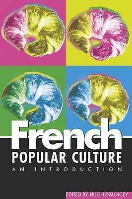 French Popular Culture : An Introduction  (A Hodder Arnold-ExLibrary