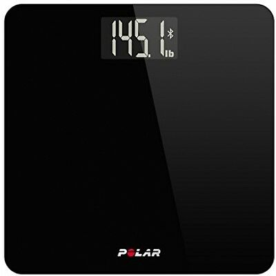 Polar Balance Smart Scale - Black