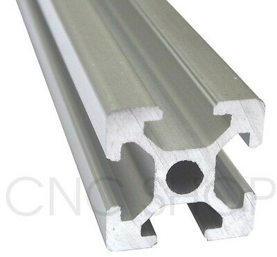 600mm PROFILE 20 -20x20 ALUMINIUM T-SLOT FRAME PROFILE EXTRUSION SYSTEM 2020 CNC