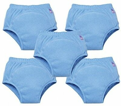 Bambino Mio, Potty Training Pants, Blue, 18-24 Months, 5 Pack