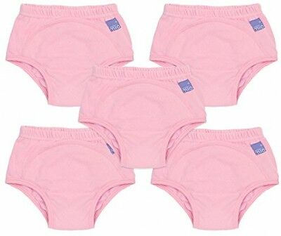 Bambino Mio, Potty Training Pants, Light Pink, 18-24 Months, 5 Pack