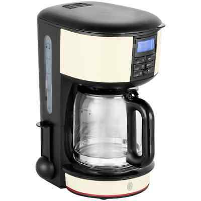 Russell Hobbs 20683 Legacy Filter Coffee Machine with Timer Cream New from AO