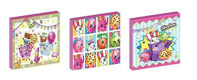 Shopkins Canvas Wall Art Plaques/pictures