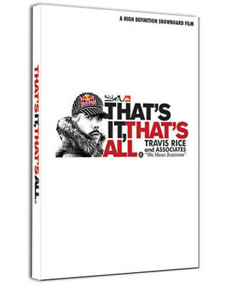 New Garage Entertainment Thats It Thats All Dvd Ltd Ed White N/A