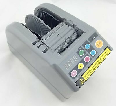 220V ZCUT-9 Automatic Tape Dispenser Tape Cutter 5mm~999mm Memory Function