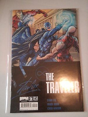 The Traveller Issue 2 Cover B Stan Lee