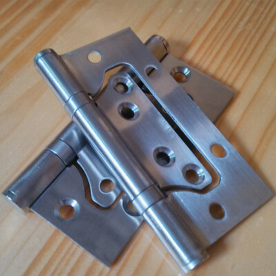 4inch Stainless Steel Single Spring Door Corner Hinge Ball Bearing Automatically