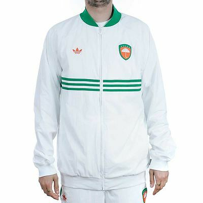 Adidas Skateboarding x Helas Jacket White Limited Release Rare New Free Delivery