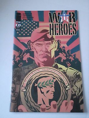 War Heroes Issue 2 of 6