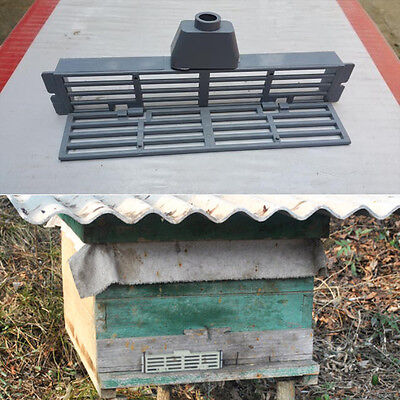 Durable Plastic Queen Bee Prevent Escape Frame Beekeeping Equipment Hive Kit