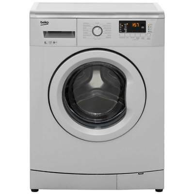 Beko WMB61432S A++ 6Kg Washing Machine Silver New from AO