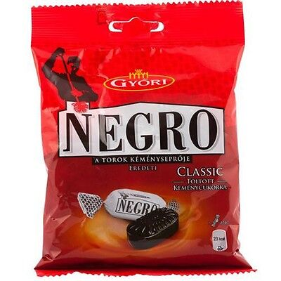 HUNGARIAN NEGRO CLASSIC FILLED HARD CANDY (159g - 5.6 Oz)