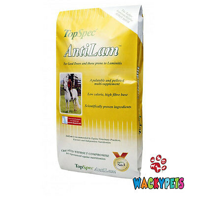 TopSpec AntiLam 15kg x 1 or 2. For Horses Recovering From Laminitis
