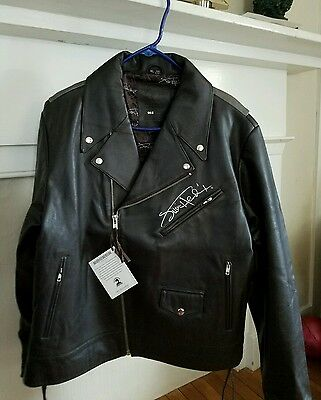 Jimi Hendrix leather Collection Jacket  /500 Last One ,  2 Sold