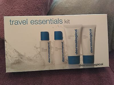 Dermalogica essentials travel kit NEU