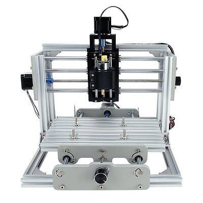 CNC Router Wood Carving 2417 GRBL Control PCB Milling Mini Engraving Machine