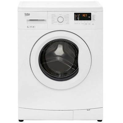 Beko WMB61432W A++ 6Kg Washing Machine White New from AO