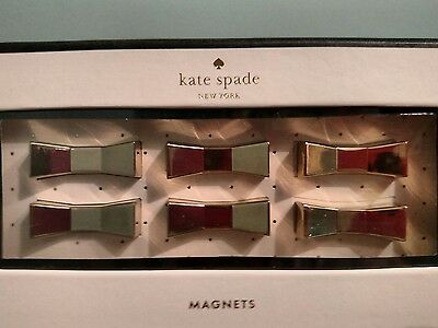Kate Spade New York Bow Magnets set