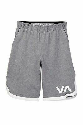 RVCA BOYS VA Sport Gym Shorts,Surfing Boardshorts Trunk Skate Summer