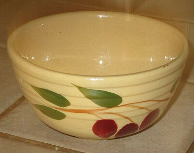 Watt Teadrop - American Red Bud #5 Small Bowl