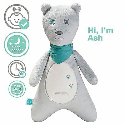 Baby Soother Teddy Bear by myHummy Plush With 5 White Noise Sound Machine