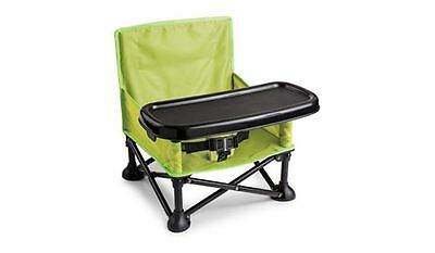Portable High Seat Booster Chair For Baby/Infant/Toddler Feeding Travel