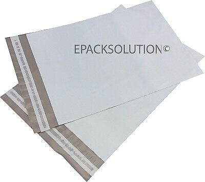 300 POLY MAILERS 6x9 SELF SEALING SHIPPING ENVELOPES BAGS EPS BRAND 2.4MIL