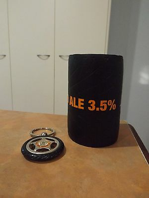 Coopers Mild Ale Stubby Holder and Keyring
